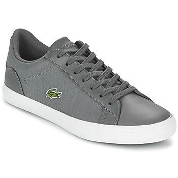 Zapatos Hombre Zapatillas bajas Lacoste LEROND 316 1 Gris