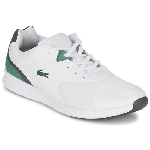 Zapatos Hombre Zapatillas bajas Lacoste LTR.01 316 1 Blanco / Verde