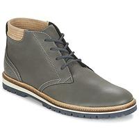 Zapatos Hombre Botas de caña baja Lacoste MONTBARD CHUKKA 416 1 Gris