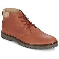 Zapatos Hombre Botas de caña baja Lacoste MONTBARD CHUKKA 416 1 Marrón