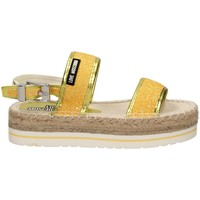 Zapatos Mujer Sandalias Moschino Love GLITTER MISSING_COLOR