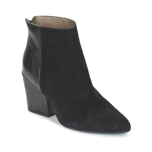 Venta de liquidación de temporada Zapatos especiales Hudson MELI CALF Negro