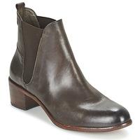 Zapatos Mujer Botines Hudson COMPUND CALF Marrón