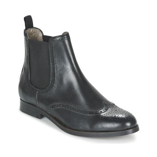Hudson ASTA CALF Negro - Envío gratis Nueva promoción - baja Zapatos Botas de caña baja - Mujer 140,00 a18d1d