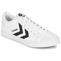 Zapatos Zapatillas bajas Hummel DEUCE COURT SPORT Blanco