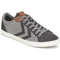 Zapatos Zapatillas bajas Hummel DEUCE COURT WINTER Gris