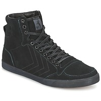 Zapatos Zapatillas altas Hummel TEN STAR TONAL HIGH Negro