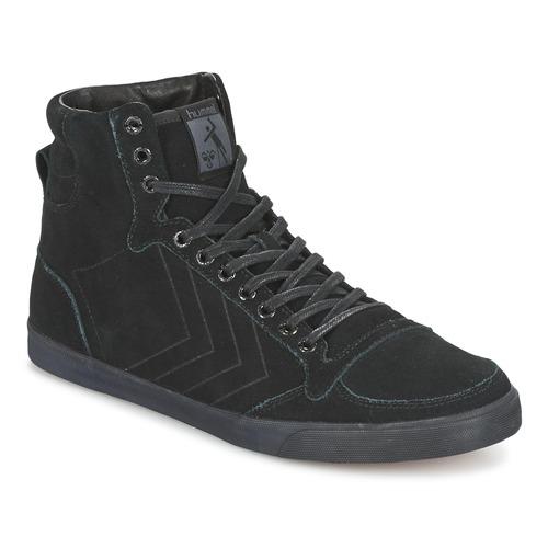 Zapatos Zapatillas altas Hummel TEN STAR TONAL HIGH Negro