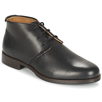 Zapatos Hombre Botas de caña baja M. Moustache EDMOND Negro