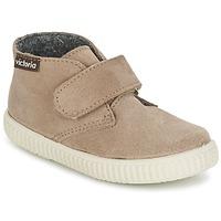 Zapatos Niños Zapatillas altas Victoria SAFARI SERRAJE VELCRO Topotea