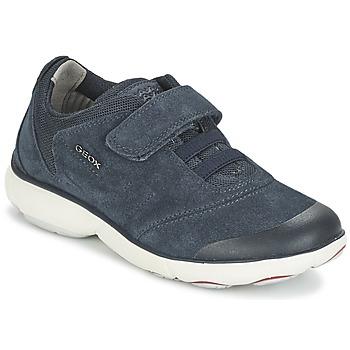 Zapatos Niño Zapatillas bajas Geox NEBULA BOY Azul