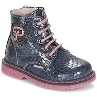 Zapatos Niña Botas de caña baja Pablosky CHAVISKA Marino