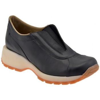 Zapatos Mujer Slip on Bocci 1926  Negro