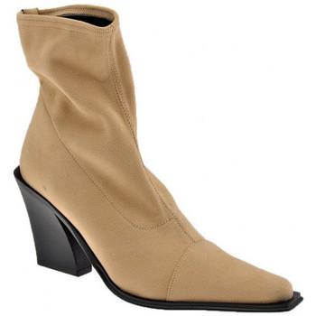 Zapatos Mujer Botines Bocci 1926  Beige