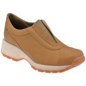 Zapatos Mujer Slip on Bocci 1926  Beige