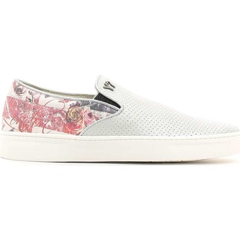 Zapatos Mujer Slip on Y Not? S16 AYW210 Zapatos Mujeres Plata Plata