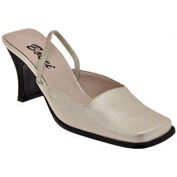 Zapatos Mujer Sandalias Bocci 1926  Beige