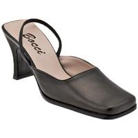 Zapatos Mujer Sandalias Bocci 1926  Negro