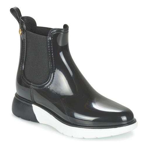 Zapatos Mujer Botas de caña baja Lemon Jelly WING Negro