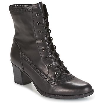 Zapatos Mujer Botines Rieker SEBILLE Negro