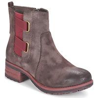 Zapatos Mujer Botas de caña baja Rieker ZINETTE Marrón