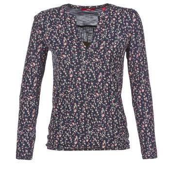 textil Mujer Camisetas manga larga S.Oliver INIATE Marino