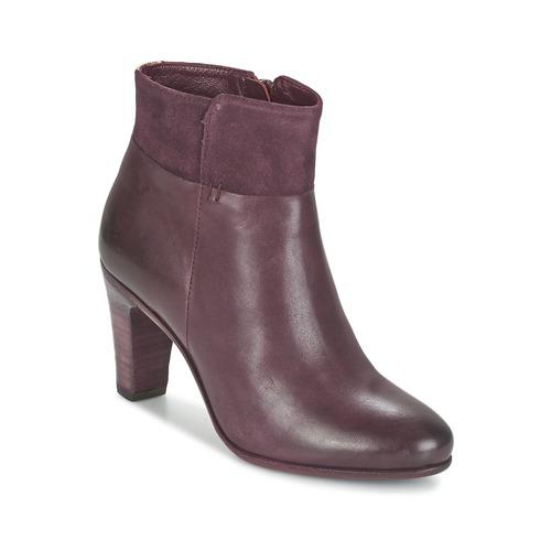 Zapatos promocionales Fred de la Bretoniere NAVAJO Burdeo  Cómodo y bien parecido
