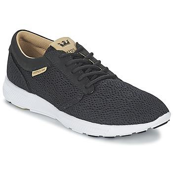 Zapatos Zapatillas bajas Supra HAMMER RUN Negro