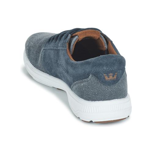 Hammer Zapatillas Ns Zapatos Supra Marino Bajas Run thrdsoCxBQ
