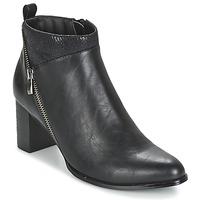 Zapatos Mujer Botines Moony Mood FOCAI Negro