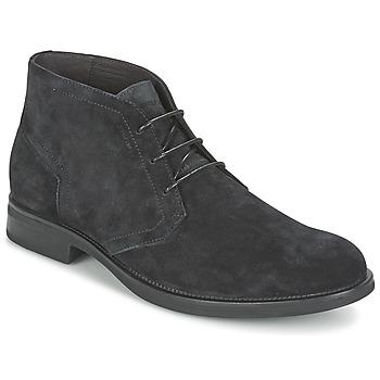 Zapatos Hombre Botas de caña baja Stonefly CLASS II Negro