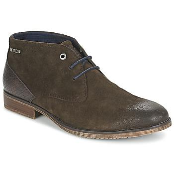 Zapatos Hombre Botas de caña baja Tom Tailor REVOUSTI Marrón