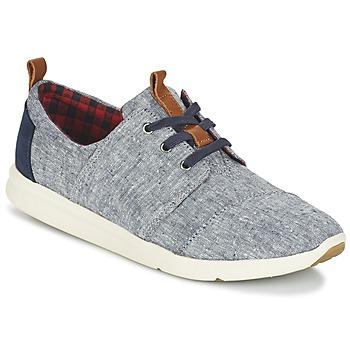 Zapatos Mujer Zapatillas bajas Toms DEL REY Azul