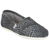 Zapatos Mujer Slip on Toms SEASONAL CLASSIC Gris