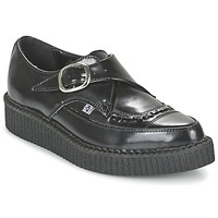 Zapatos Derbie TUK POINTED CREEPERS Negro