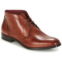 Zapatos Hombre Botas de caña baja Carlington MANNY Marrón
