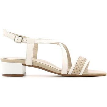 Zapatos Mujer Sandalias Grace Shoes E6460 High heeled sandals Mujeres Bianco Bianco