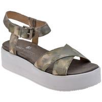 Zapatos Mujer Sandalias Janet&Janet  Oro
