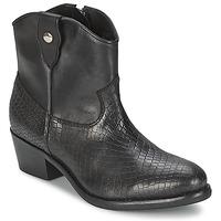 Zapatos Mujer Botas de caña baja Koah ESTELLE BIS Negro