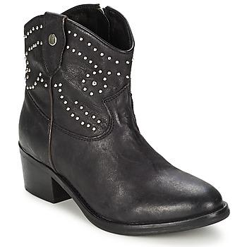Zapatos Mujer Botas de caña baja Koah ELISSA Negro