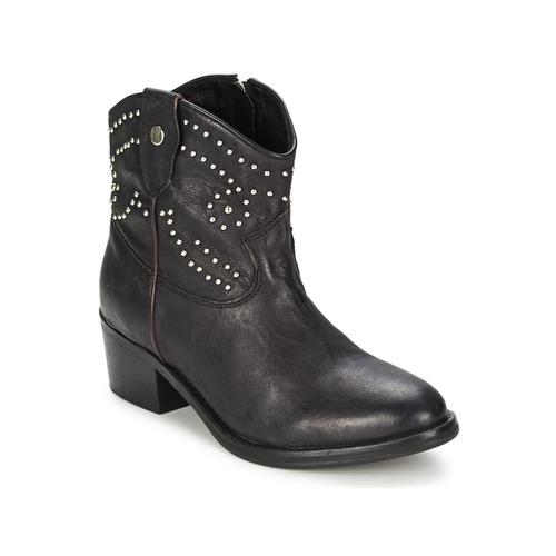 Koah ELISSA Nueva Negro - Envío gratis Nueva ELISSA promoción - Zapatos Botas de caña baja Mujer 159,20 935079