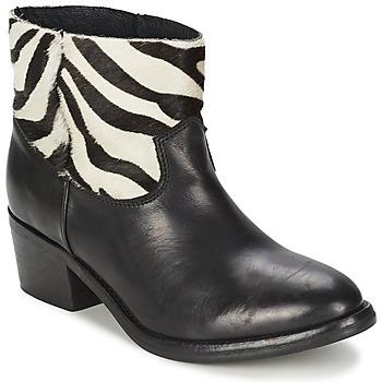 Zapatos Mujer Botas de caña baja Koah ELEANOR Negro