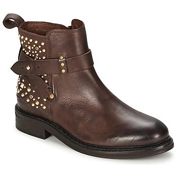 Zapatos Mujer Botas de caña baja Koah LAUREEN DARK / Brown