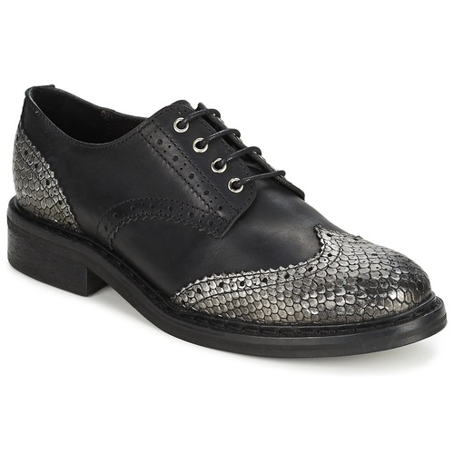Zapatos de mujer baratos zapatos de mujer Zapatos especiales Koah LESTER Negro / Silver