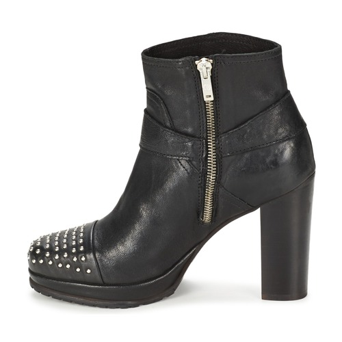 Low Boots Low Mujer Boots Negro rBoxdCe