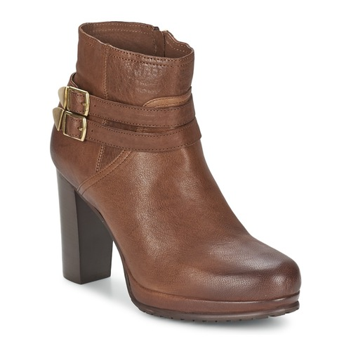 Zapatos Mujer Low boots Koah BONNIE COGNAC