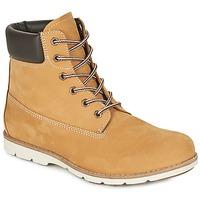 Zapatos Hombre Botas de caña baja Casual Attitude GLORIL Amarillo