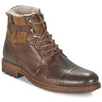 Zapatos Hombre Botas de caña baja Casual Attitude FIRDAOUS Marrón