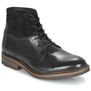 Zapatos Hombre Botas de caña baja Casual Attitude FIZA Negro