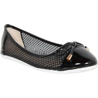 Zapatos Mujer Bailarinas-manoletinas Rianda F3155 Negro